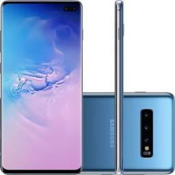 Samsung S10 Plus 128G Azul Desbloqueado