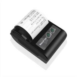 Mini Impressoras Portatil Bluetooth Termica 58mm Android Ios Aceito Cartão!