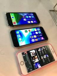 Vendo IPhone 7 32gb (rosa), 32gb (preto) 128gb (preto)
