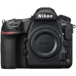 Câmera Digital Nikon D850 45.7MP 4K WiFi Bluetooth (Body sem Lente)