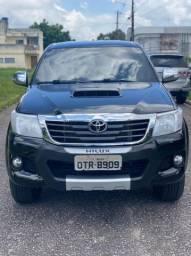 Hilux SRV 2014 automática 125.900 a mais nova de Belém leia o anúncio