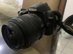 maquina Fotográfica Nikon D3000