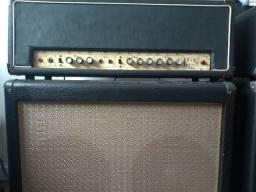 Amplificador valvulado tremendão T3