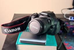 Câmera 600D usada
