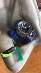 Relógio a prova D água
