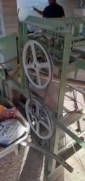 Máquina de apontar palitos espetos de bambu