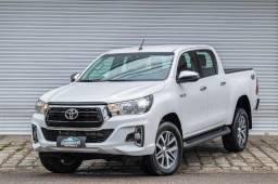 Toyota Hilux CD srv 4x4 2.8 diesel 2020 *IPVA 2021 PAGO*