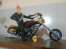 Action Figure Motoqueiro Fantasma
