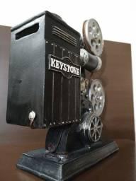 Réplica de câmera antiga