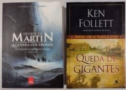 Livros Literatura Estrangeira