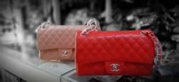 Bolsa Chanel clássica de ombro