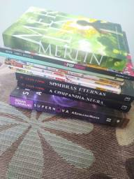 Vendo estes livros(preços na descrição)
