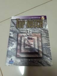 livro inglês nível intermediário + CD