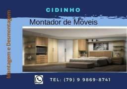 MONTADOR DE MOVEIS PROFISSIONAL