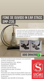 Fone De Ouvido In Ear Stagg Smp-235