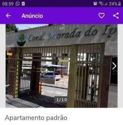 Apartamento mobiliado 2 quartos cidade Jardim financia