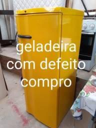 COMPR0 GELADEIRA COM DEFEITO