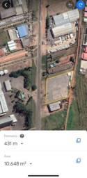 Terreno comercial com 10.619 metros Umuarama - PR- Parque industrial I