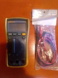 torro Fluke 117 True Rms Multimeter volt alert
