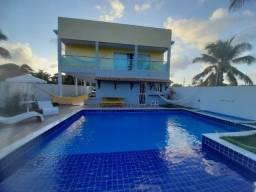 Casa em Jacumã com piscina e vista MAR