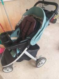 Vendo carrinho de bebê marca Graco