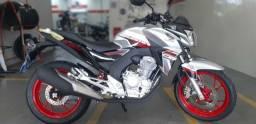 moto honda cb twister 250 modelo 2021