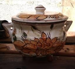 Sopeira  porcelana antiga