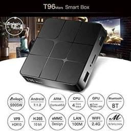 Tv Box Mdtv V 5g 4k Wi-fi Bivolt - Preto