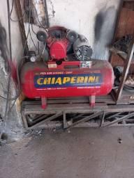 Vendo compressor chiaperini 110 litros