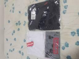 Camisetas novas e baratas