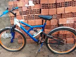 Bicicleta toda personalizada 650