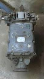 Caixa de marcha ZF 6 MARCHAS O400