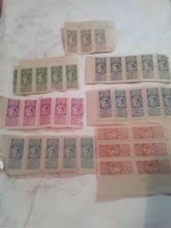 Vendo selos antigos pela melhor oferta
