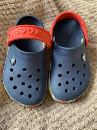 Crocs Infantil Crocband? Mickey Mouse C11 equivale tamanho 29