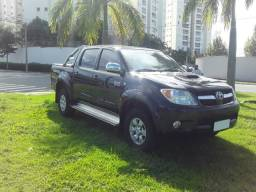 Hilux ano 2008  a diesel