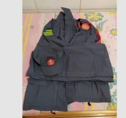 Farda bombeiro civil