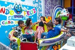 Casa de Festa Infantil Mundo Feliz
