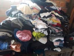 Carga  roupas fechada 3.000 peças ja selecionada