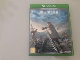 Jogo Final Fantasy XV edição Day One