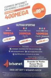 Internet 100% fibra óptica