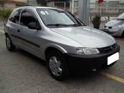 Chevrolet Celta 1.0 prata 2001