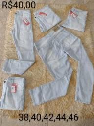 Calça jeans promoção