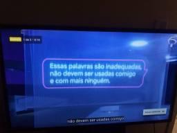 Vendo TV 46 polegadas ñ smart
