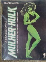 Coleção Revistas Graphic Marvel: números variados