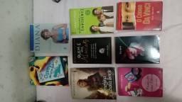 Vendo 8 livros