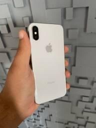 iPhone X 64GB visual impecável