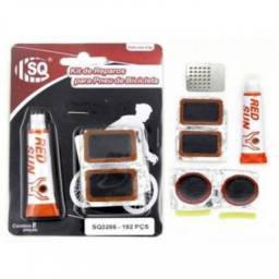 (WhatsApp) kit de reparos p/ pneu de bicicleta sq-3266