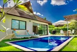 AC- Casa duplex carneiros Beach resort, 136m2, 3qts