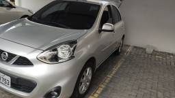 Nissan March 1.6  cambio CVT