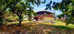 Casa Duplex c/ Terrenão 4 mil m² de frente p/ o mar
